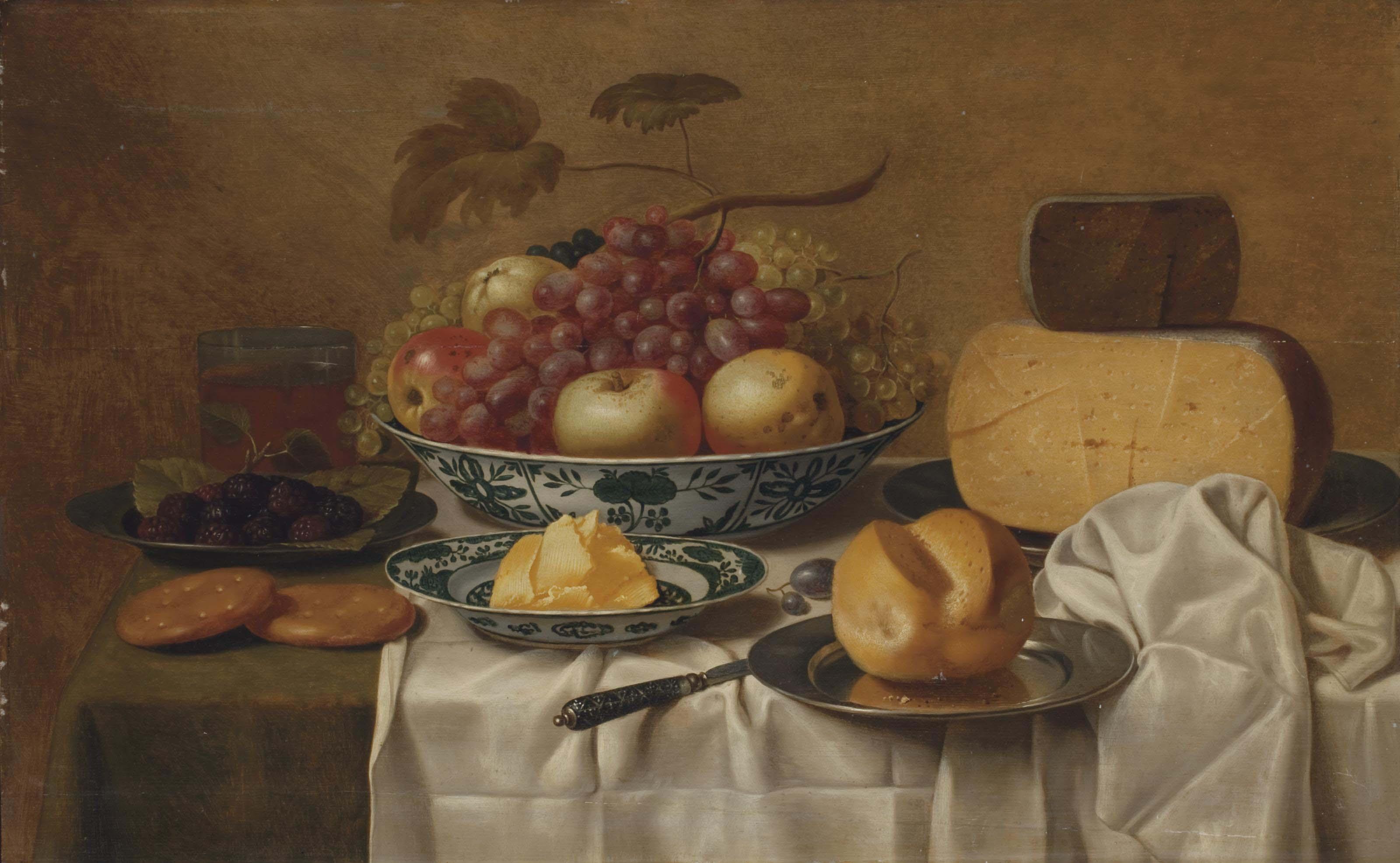FLORIS VAN SCHOOTEN (c. 1580/8