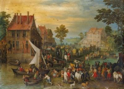 JAN BRUEGHEL L'ANCIEN (BRUXELL