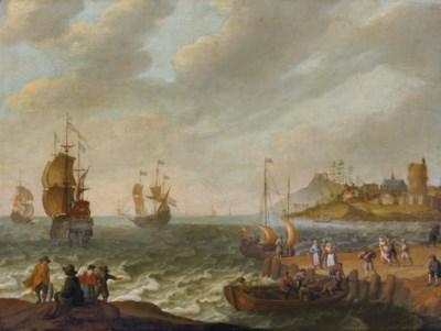 ADAM WILLAERT (ANVERS 1577-166