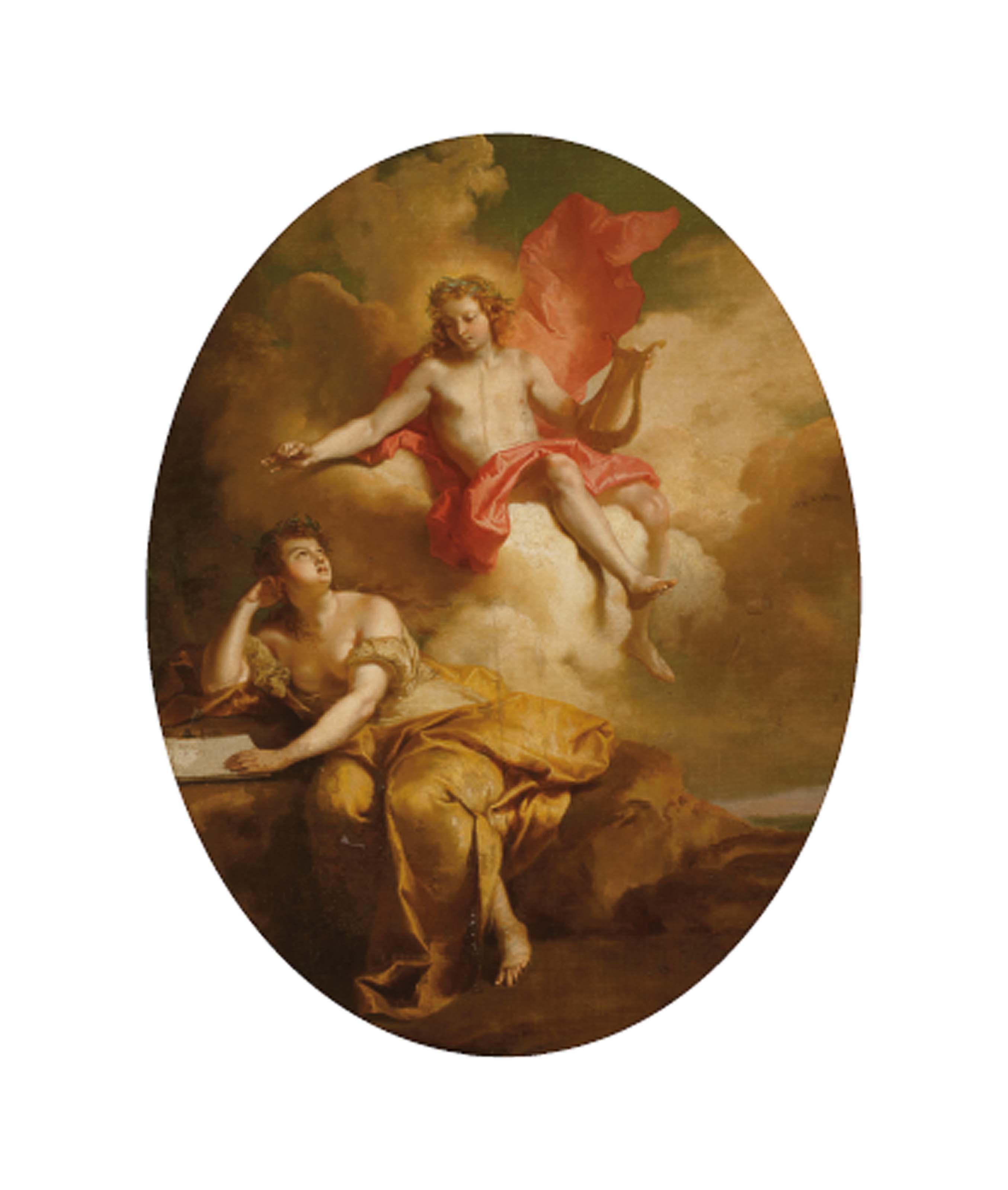 AUGER LUCAS (PARIS 1685-1765)