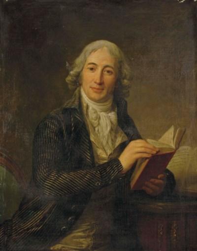 ANTOINE VESTIER (AVALLON 1740-