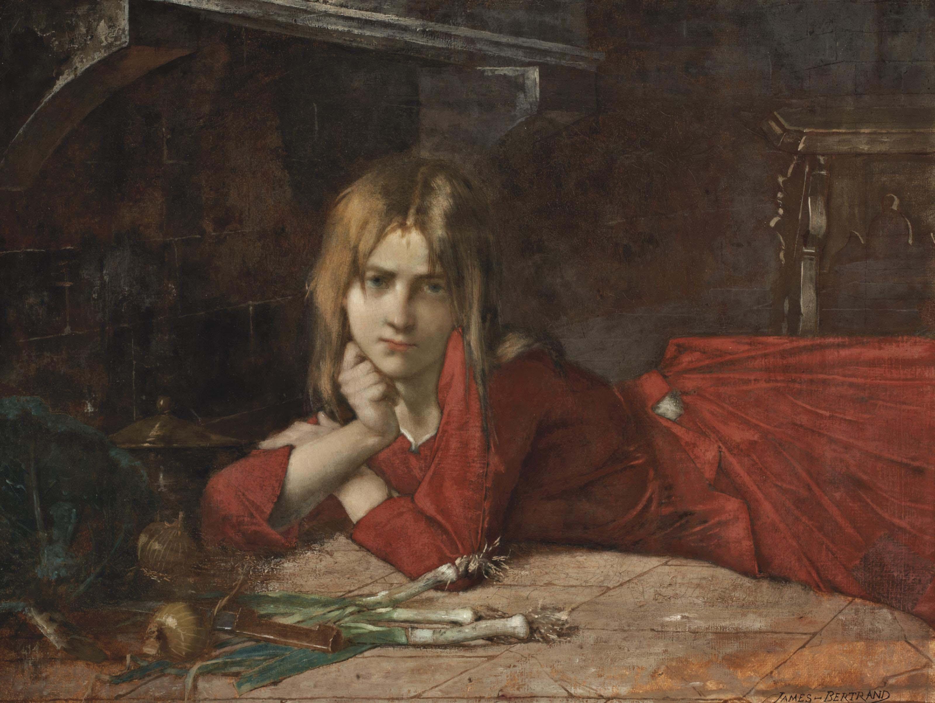 JAMES BERTRAND (LYON 1823-1887