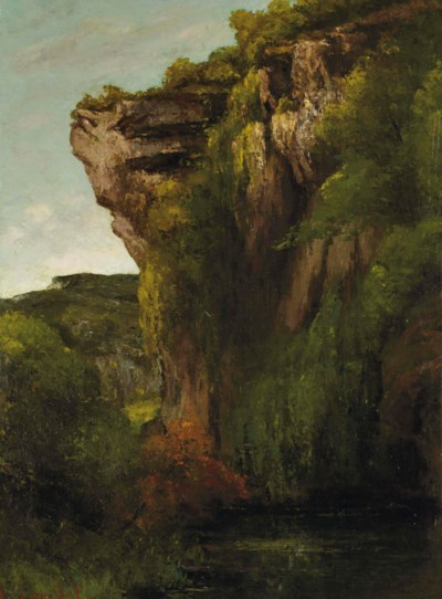 GUSTAVE COURBET (ORNANS 1819-1