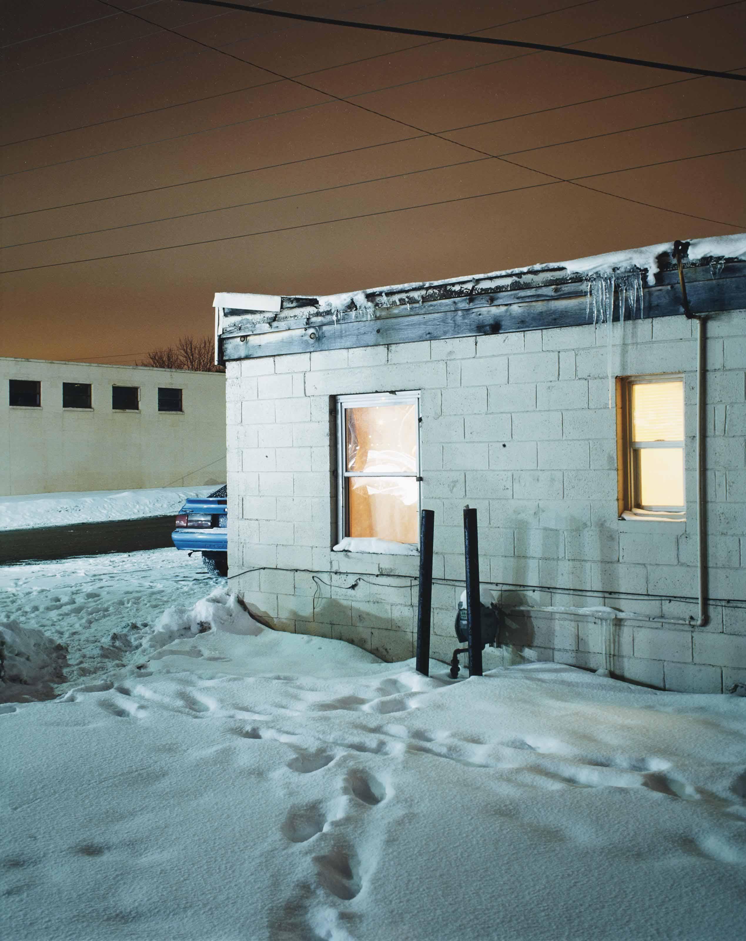 Sans titre, #2844 (Detroit, MI), 2001