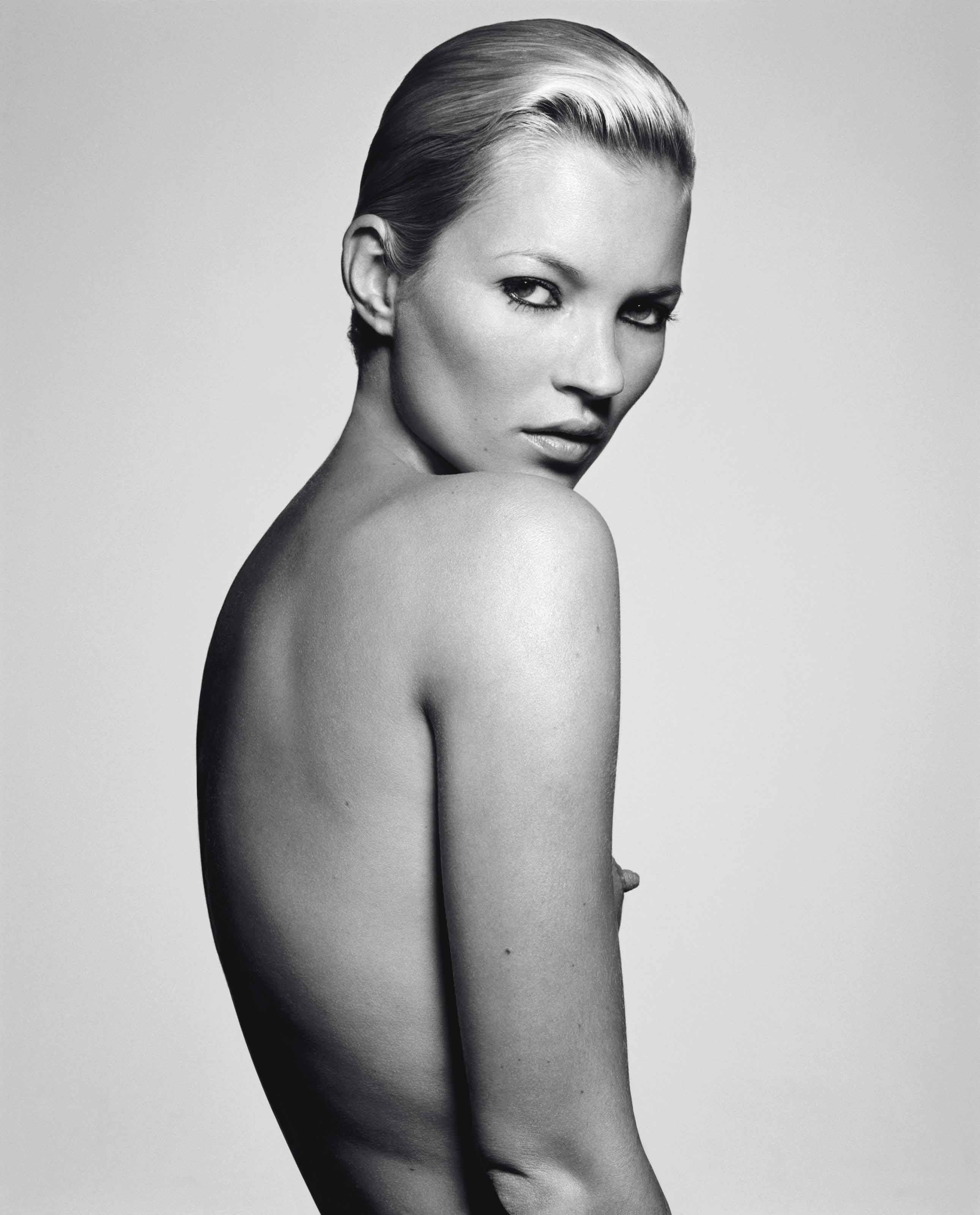 Kate Moss, Little Nipple, 2001