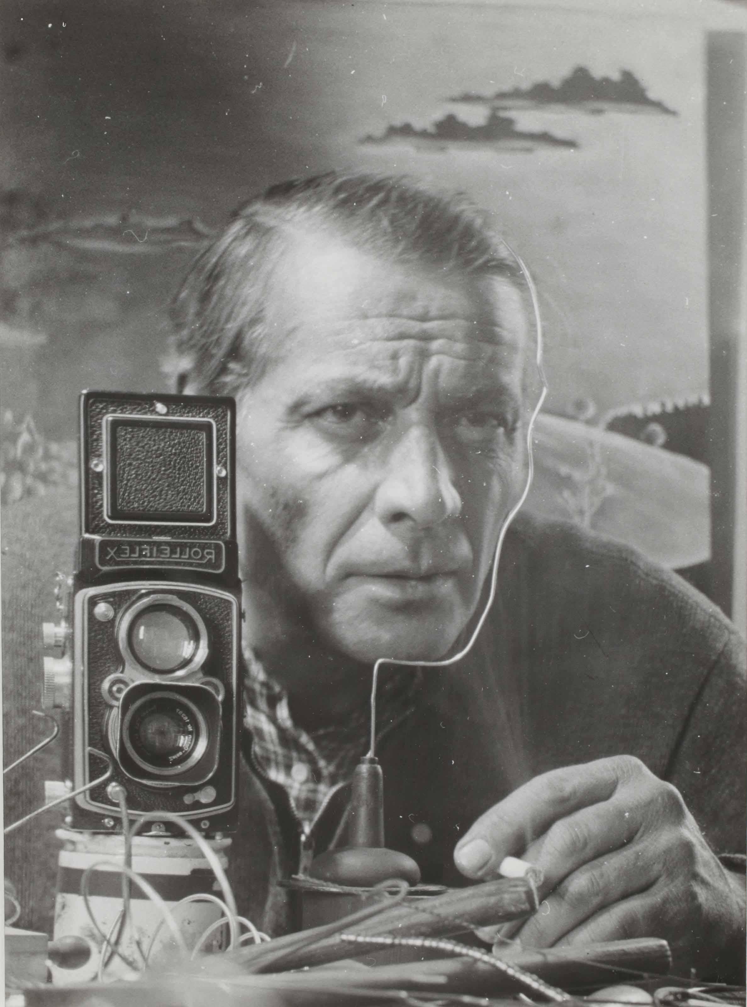 Self-Portrait, 1948