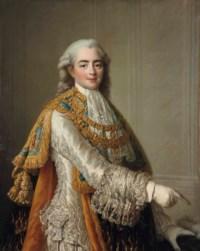 Portrait de Louis-Stanislas-Xavier, comte de Provence (1755-1824)