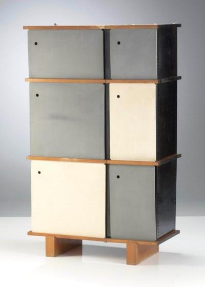 Charlotte perriand 1903 1999 meuble de rangement ditions steph simon vers 1960 christie 39 s - Meuble charlotte perriand ...