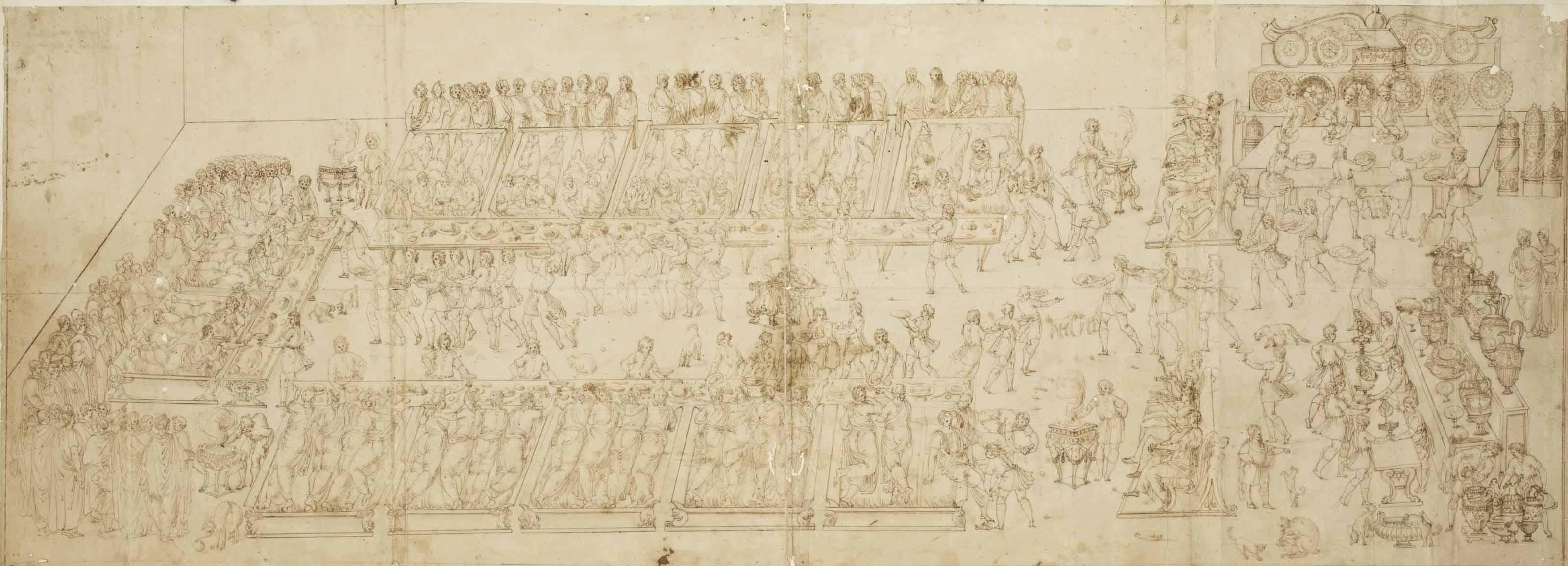 Banquet romain