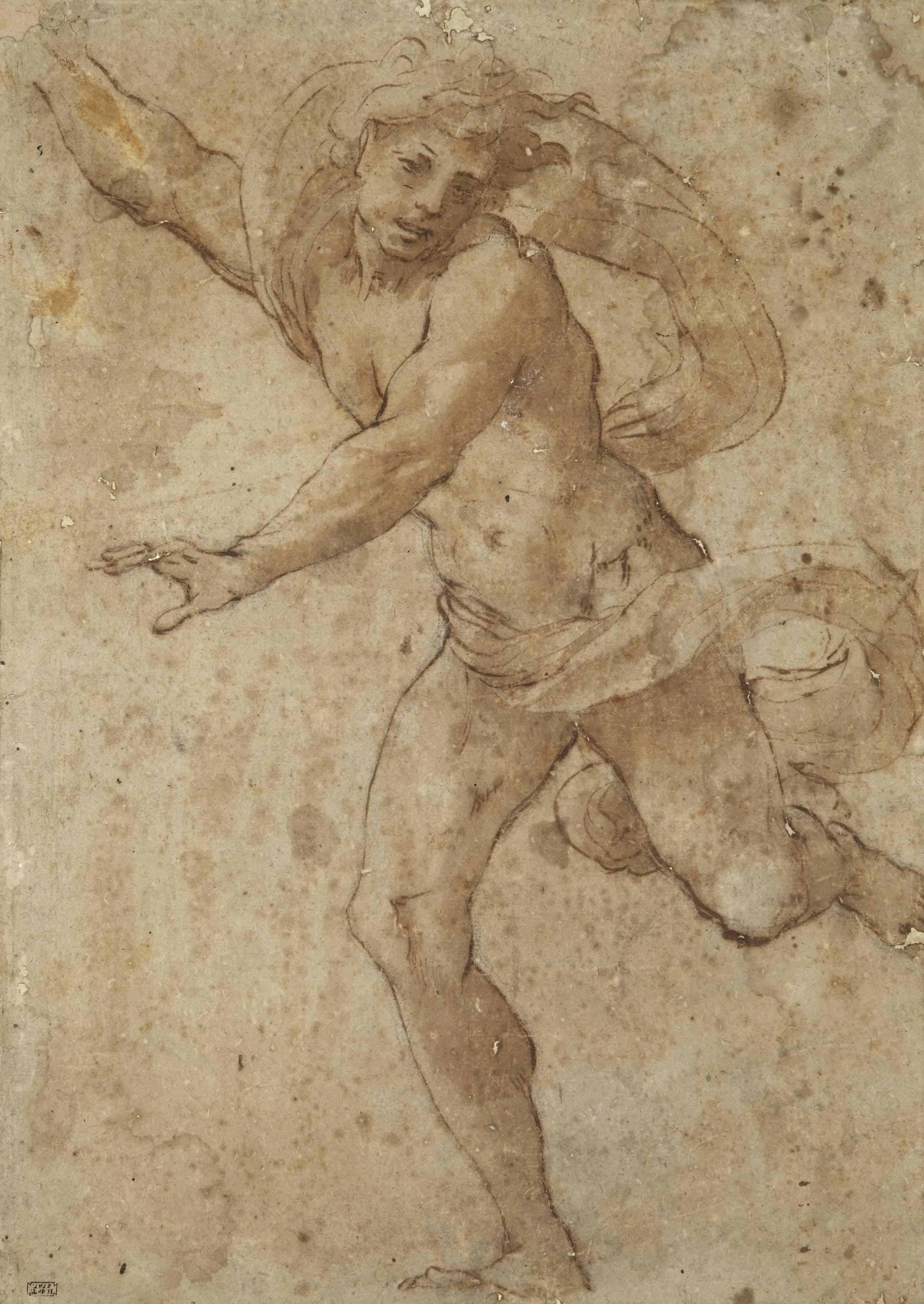 ENTOURAGE DE LUDOVICO CARRACCI (BOLOGNE 1555-1619)