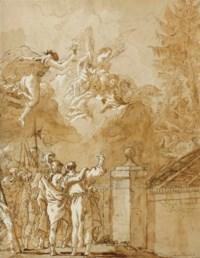 L'Agonie du Christ à Gethsémani (Luc, 22:43)