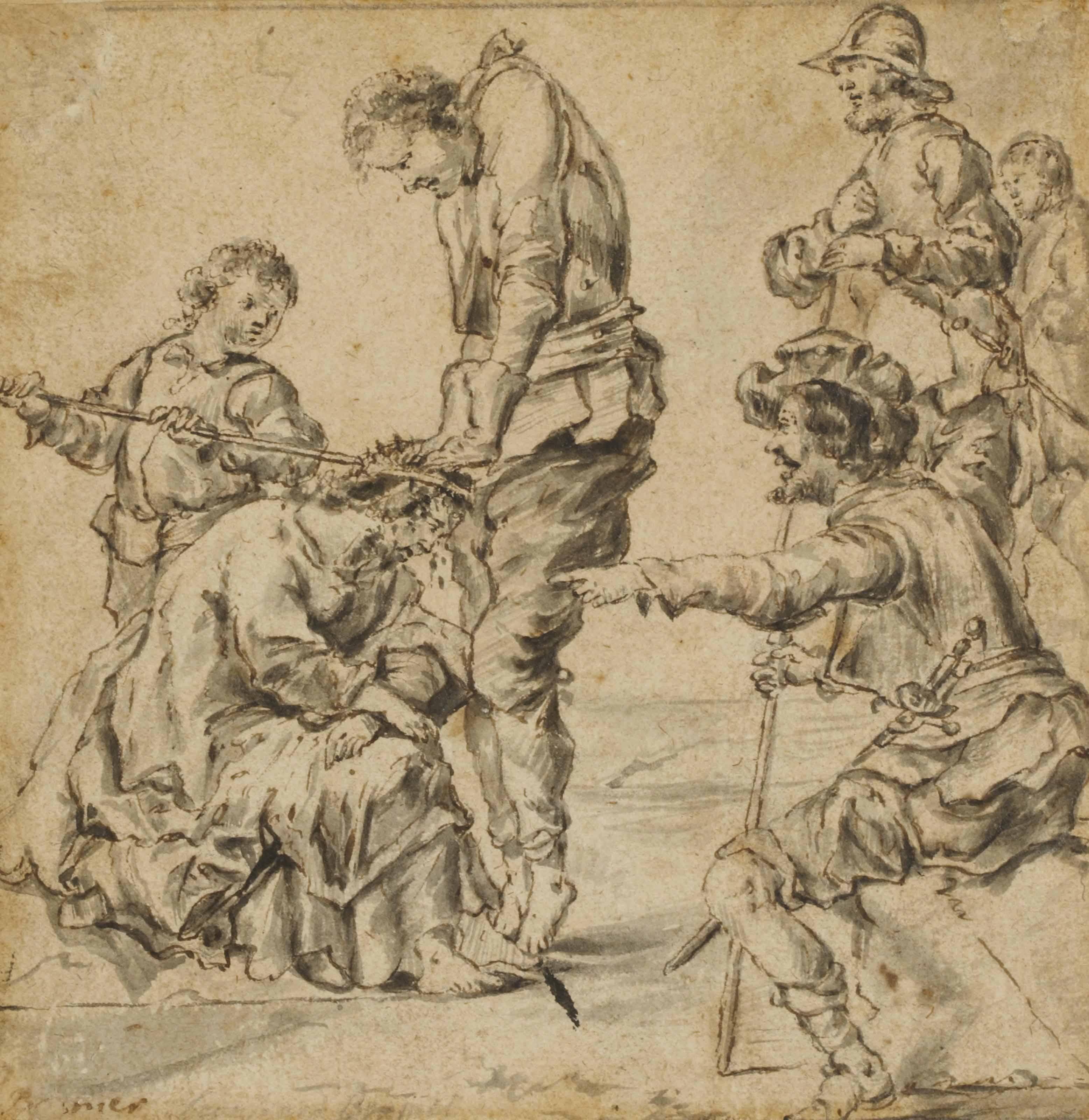 LEONAERT BRAMER (DELFT 1596-16