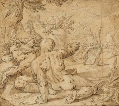 ABRAHAM BLOEMAERT (GORINCHEM C
