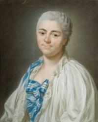 Portrait de Charlotte Boutin, Vicomtesse de Montboissier