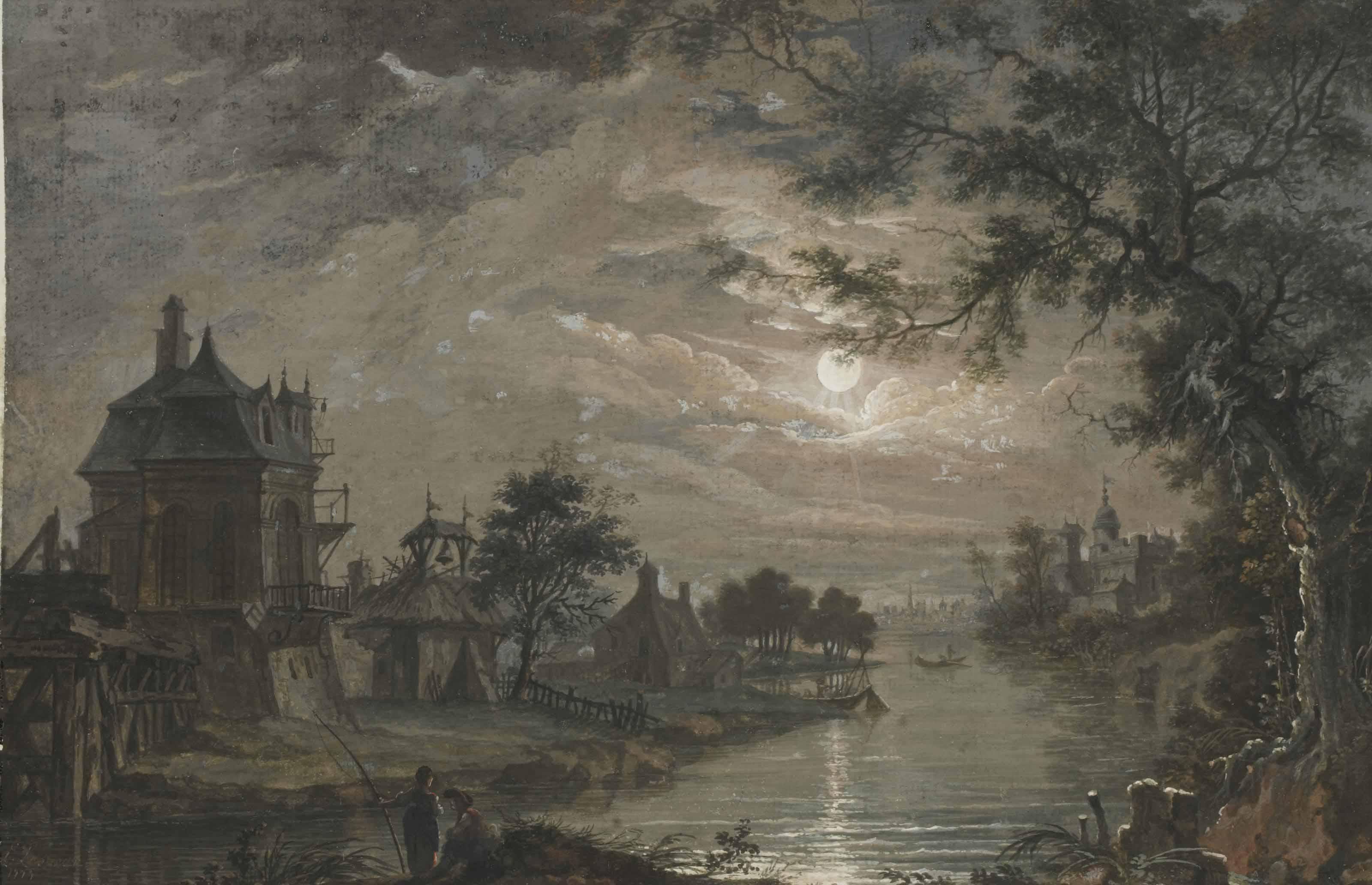 LOUIS LE SUEUR (PARIS 1746-180