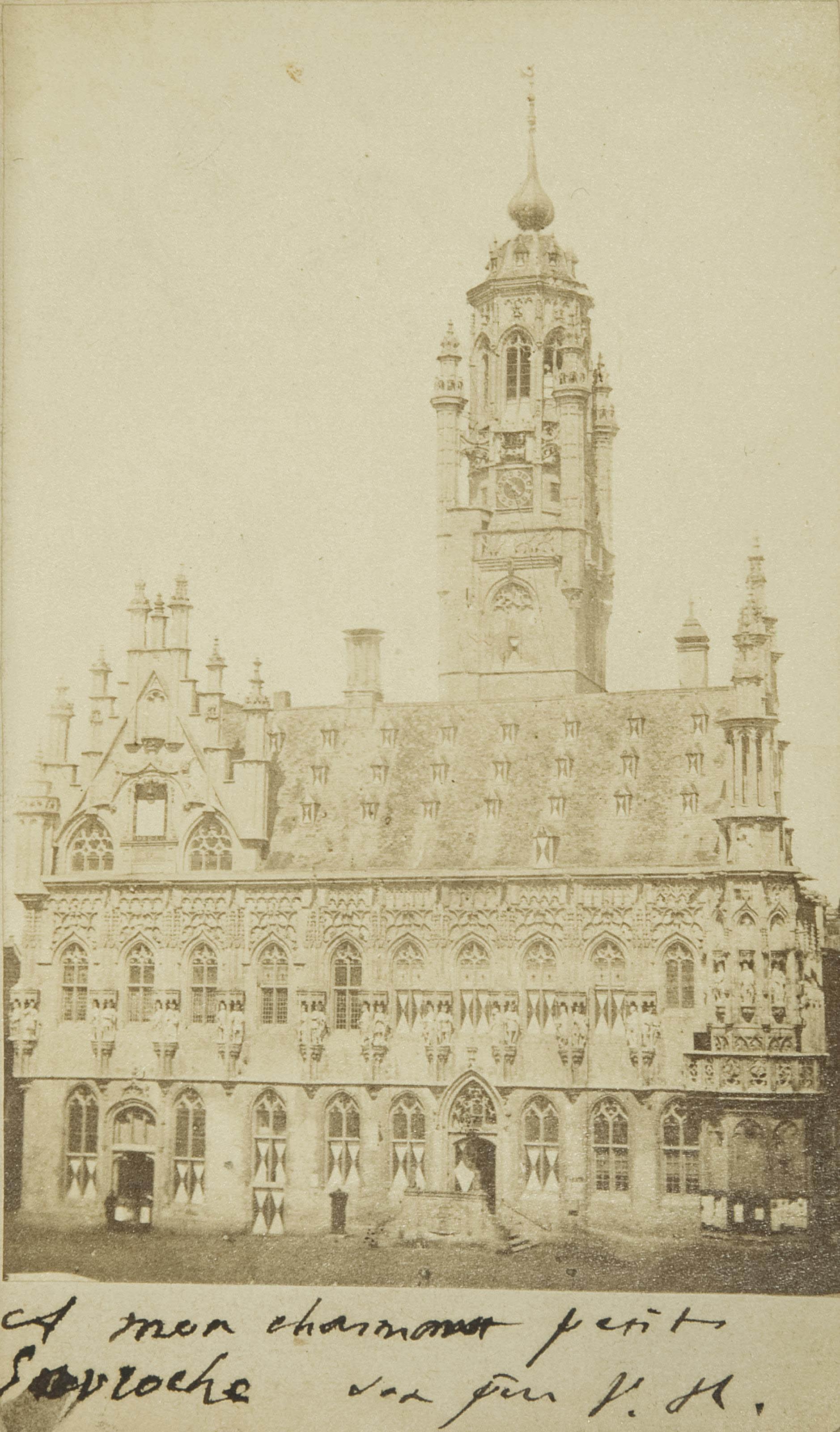 [CHARLES HUGO]. Victor Hugo en Zélande. Paris: Michel Lévy, 1868.