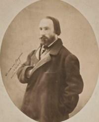 Portrait d'Auguste Vacquerie