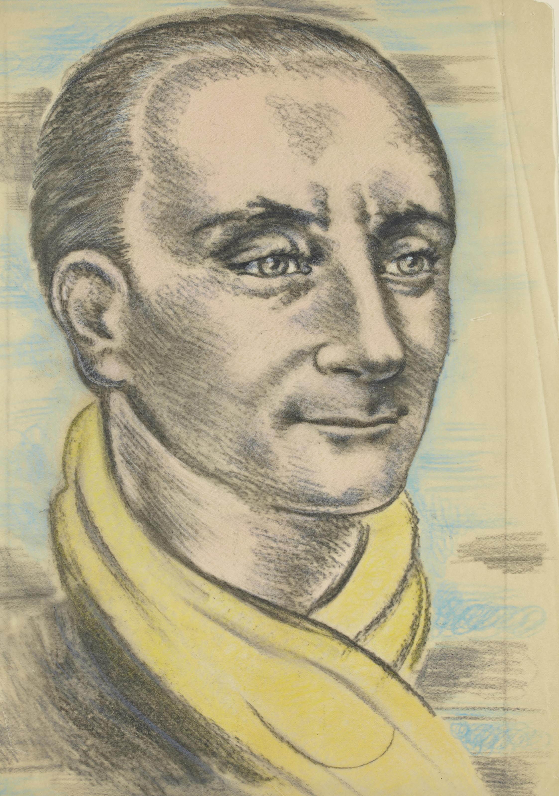 Sept portraits de Paul Eluard