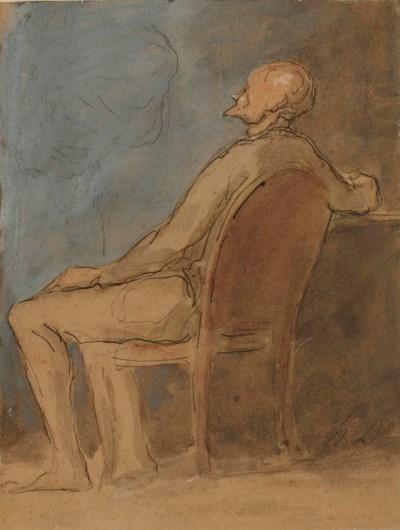Honoré Victorin Daumier (1808-