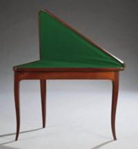 TABLE DE QUADRILLE D'EPOQUE LOUIS XV