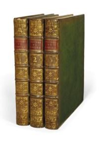 RACINE, Jean (1639-1699). Oeuvres. Paris: (imprimerie Le Breton), 1760.