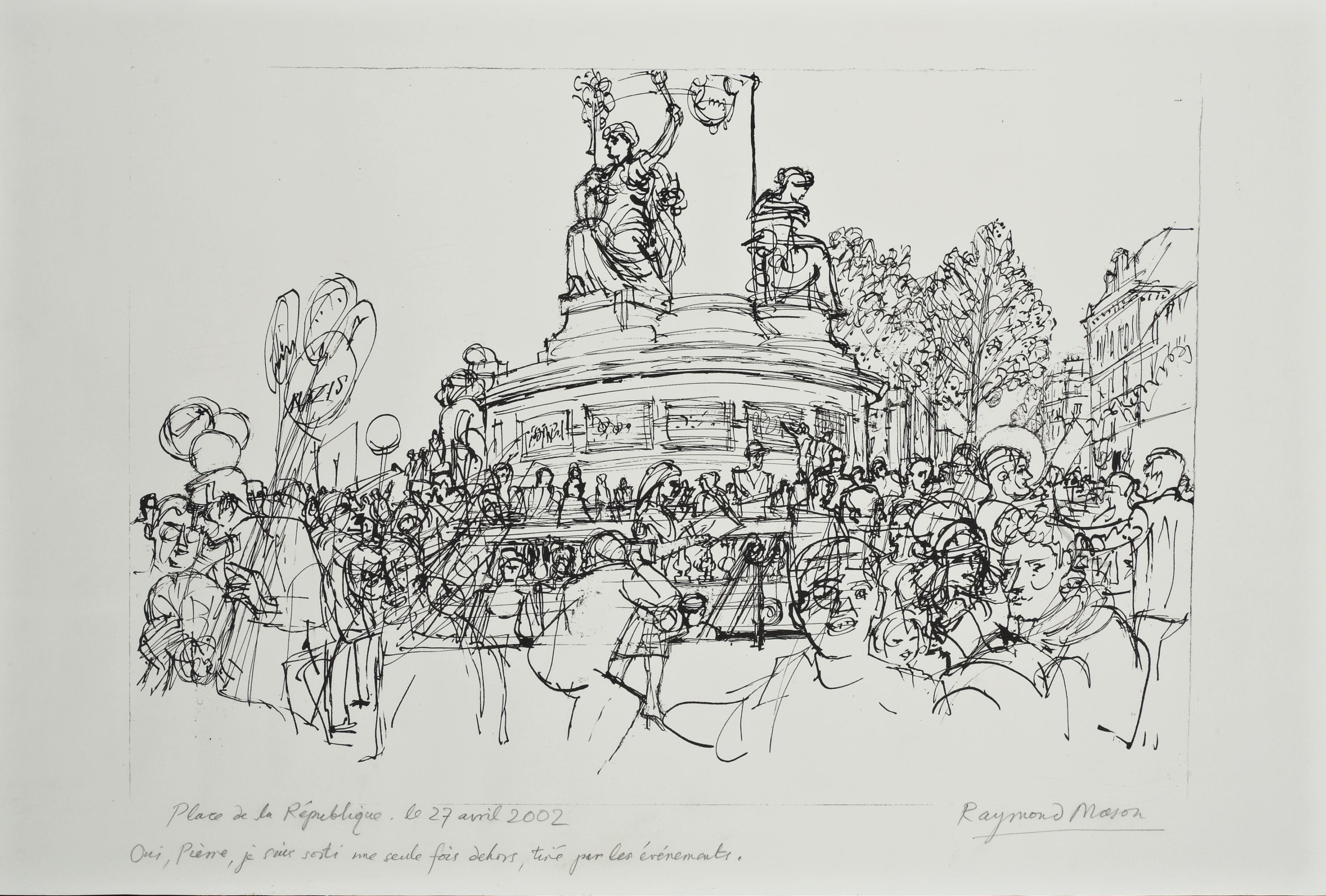 La Place de la République
