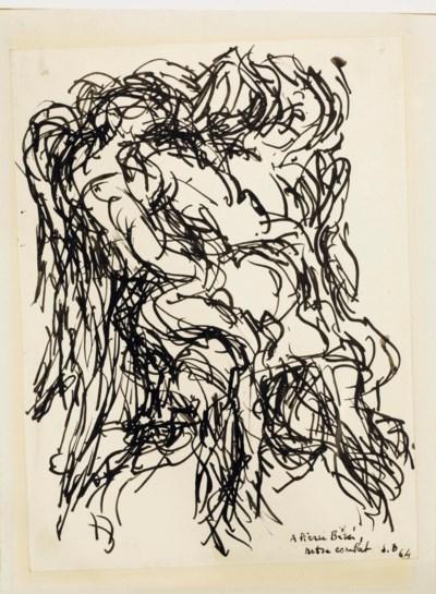 JEAN RENÉ BAZAINE (1904-2001)