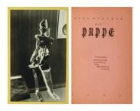 BELLMER, Hans. Die Puppe. Carlsruhe: imprimé par Th. Eckstein, 1934.