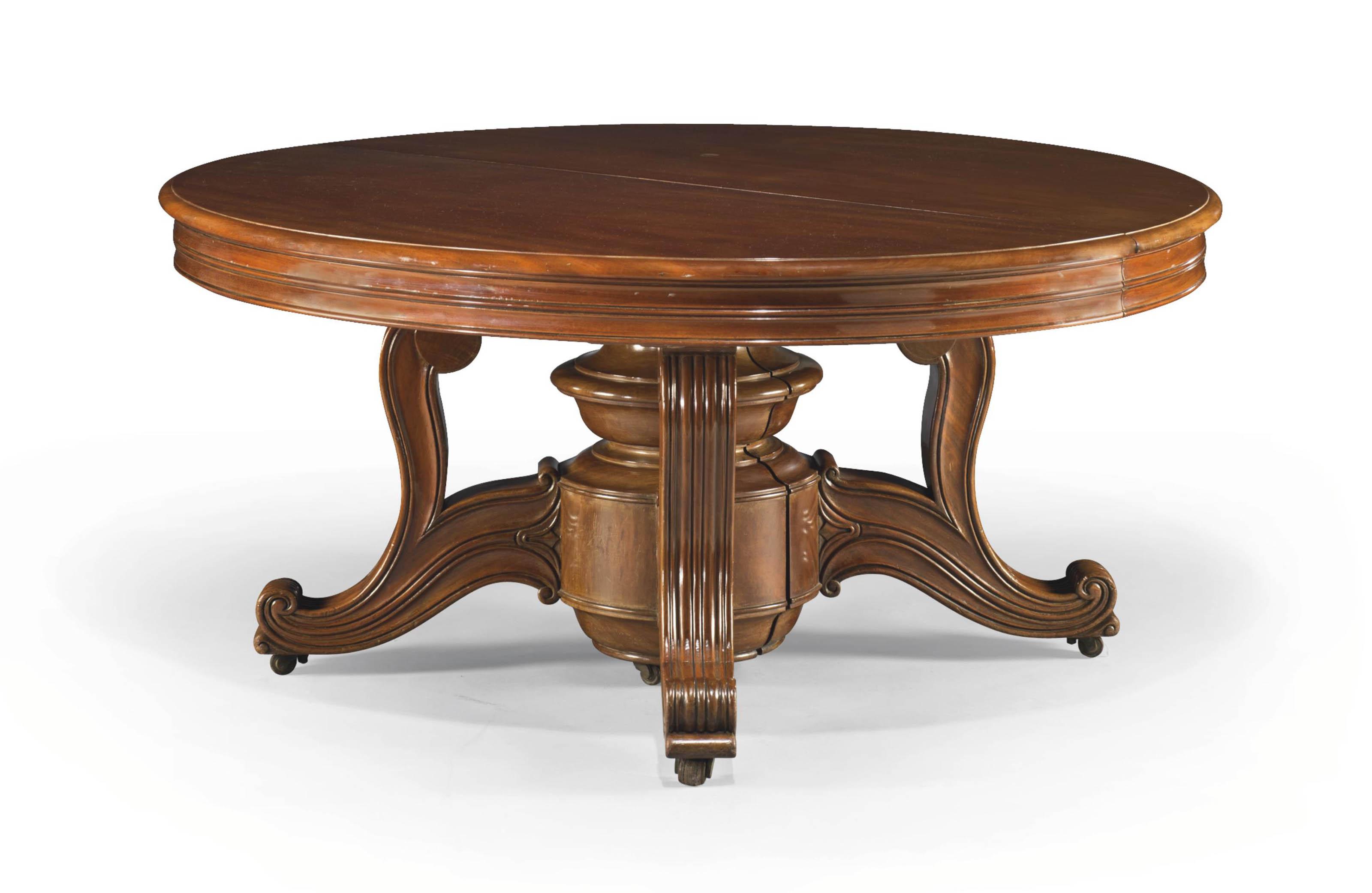 TABLE DE SALLE A MANGER Du0027EPOQUE LOUIS PHILIPPE