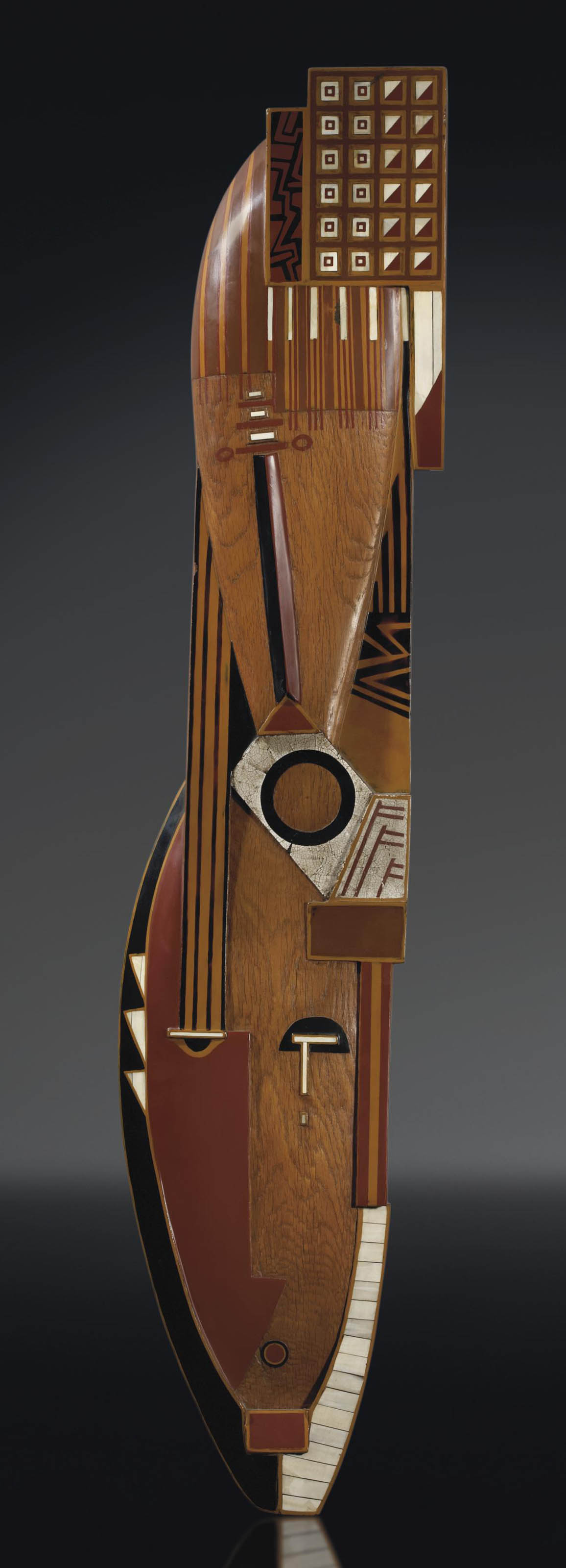JEAN LAMBERT-RUCKI (1888-1967) ET JEAN DUNAND (1877-1942)