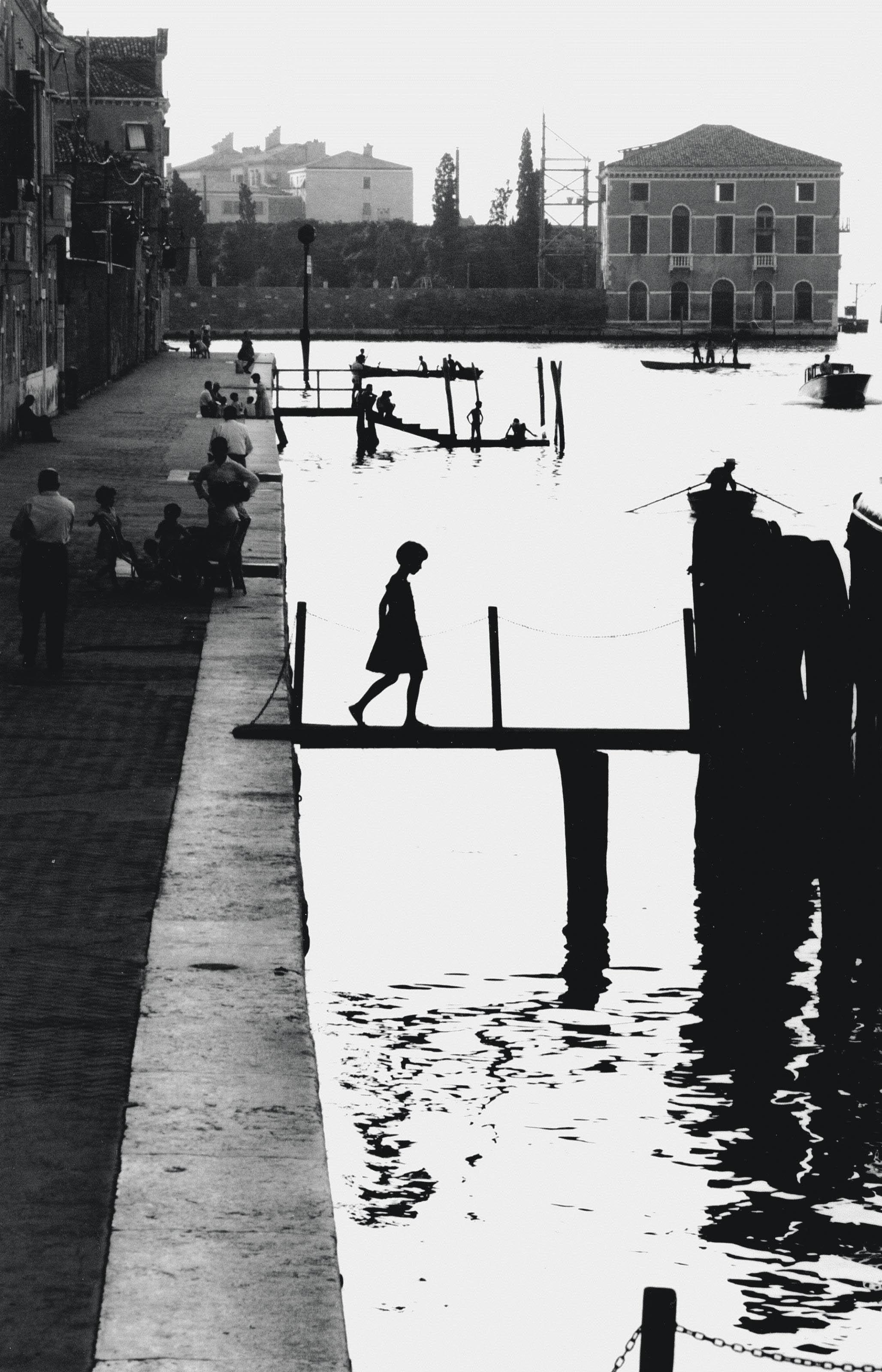 Fondamenta nuove, Venice, 1959