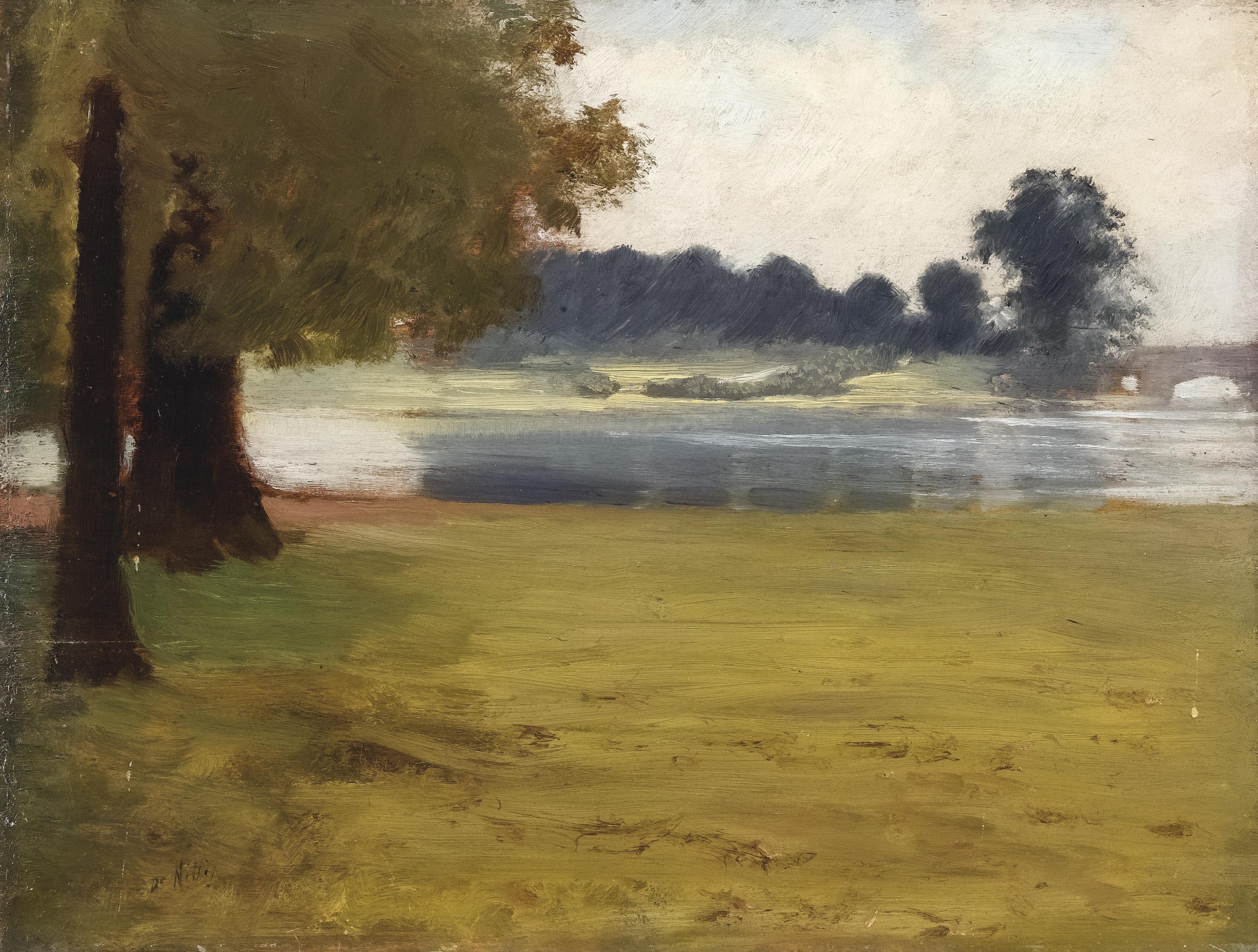 Paesaggio inglese