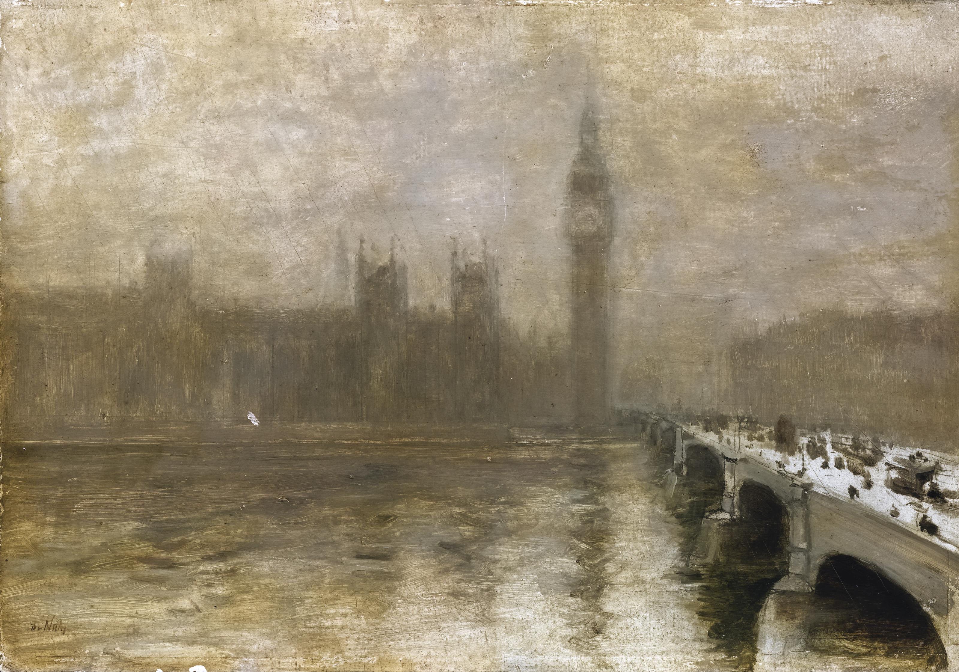 Londra, il ponte di Westminster
