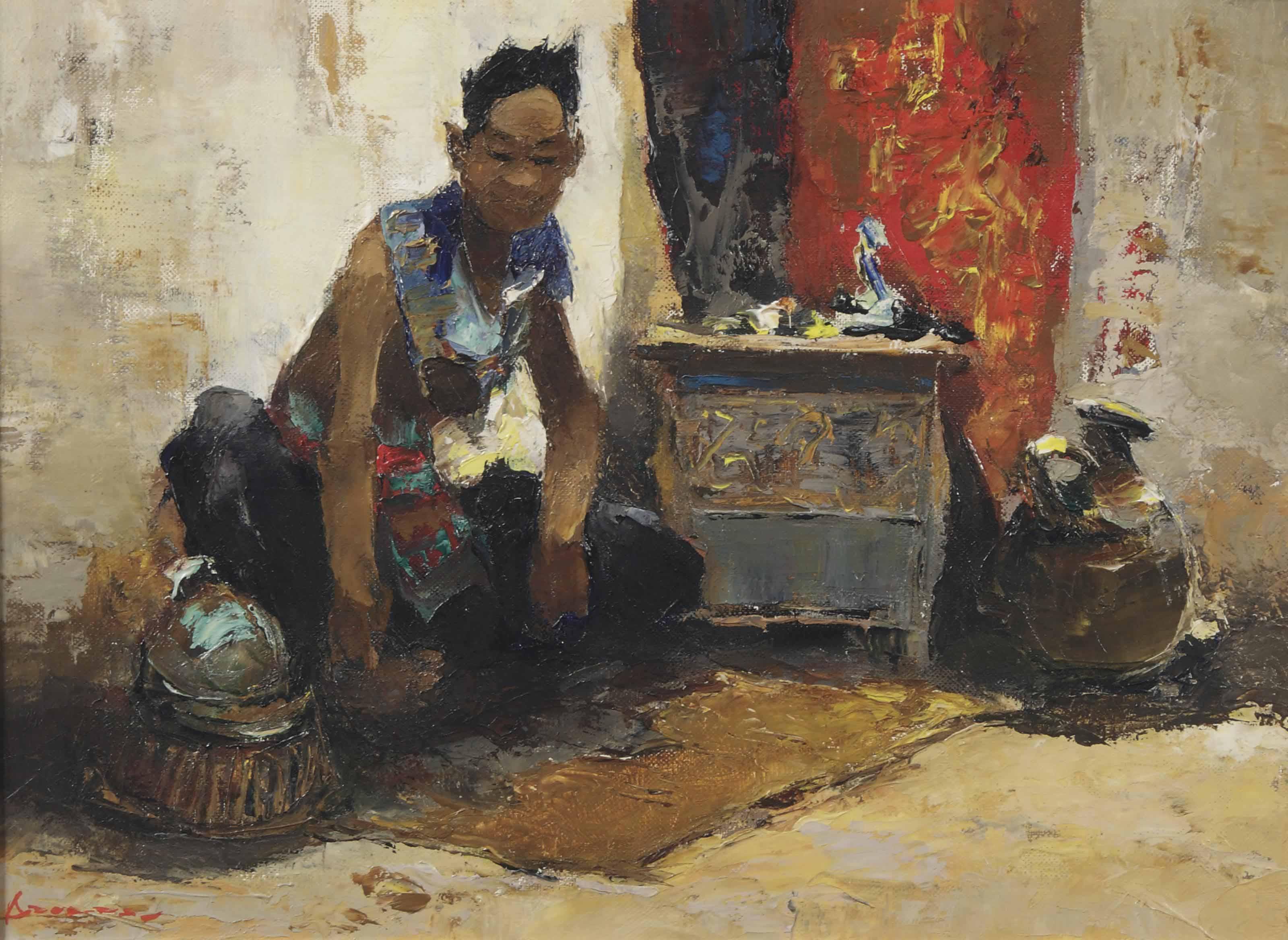 Chinees Antiquair