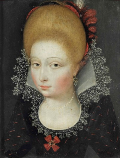 French School, early 17th cent