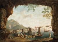 'A Majura nel Golfo di Salerno': View from the Grotta dell'Annunziata in Maiori