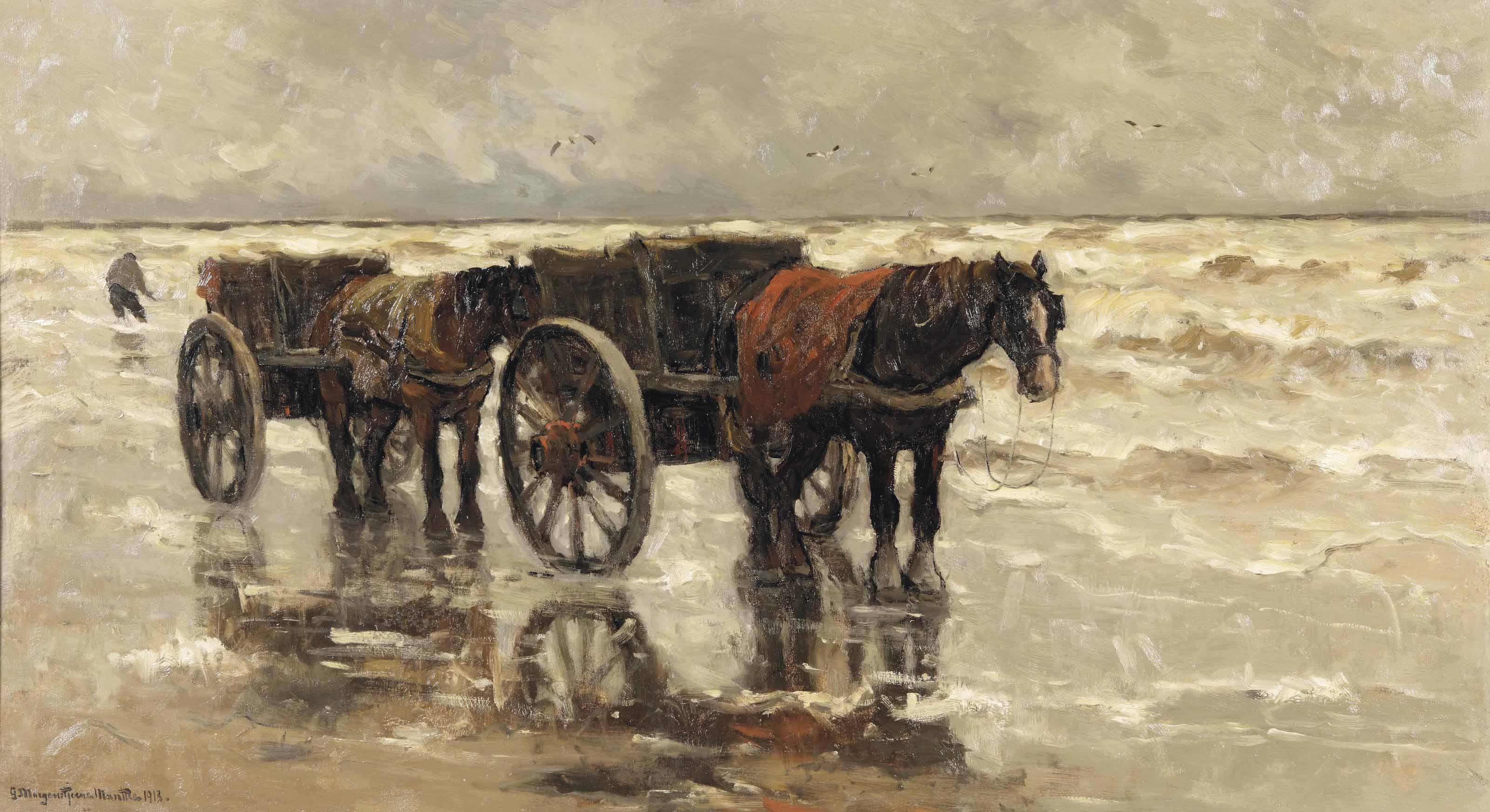 Gerhard Arij Ludwig Morgenstje