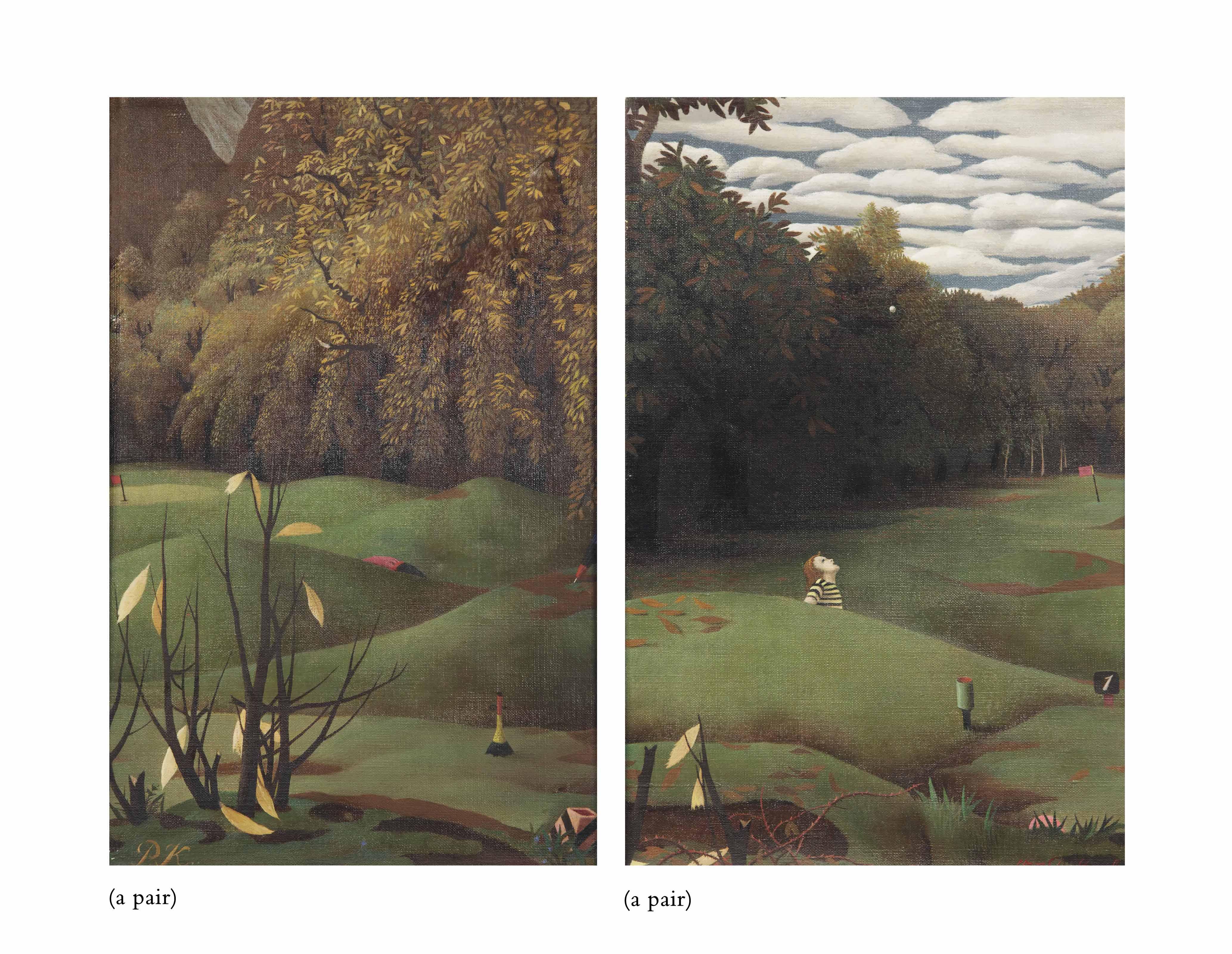 Golflinks I-II
