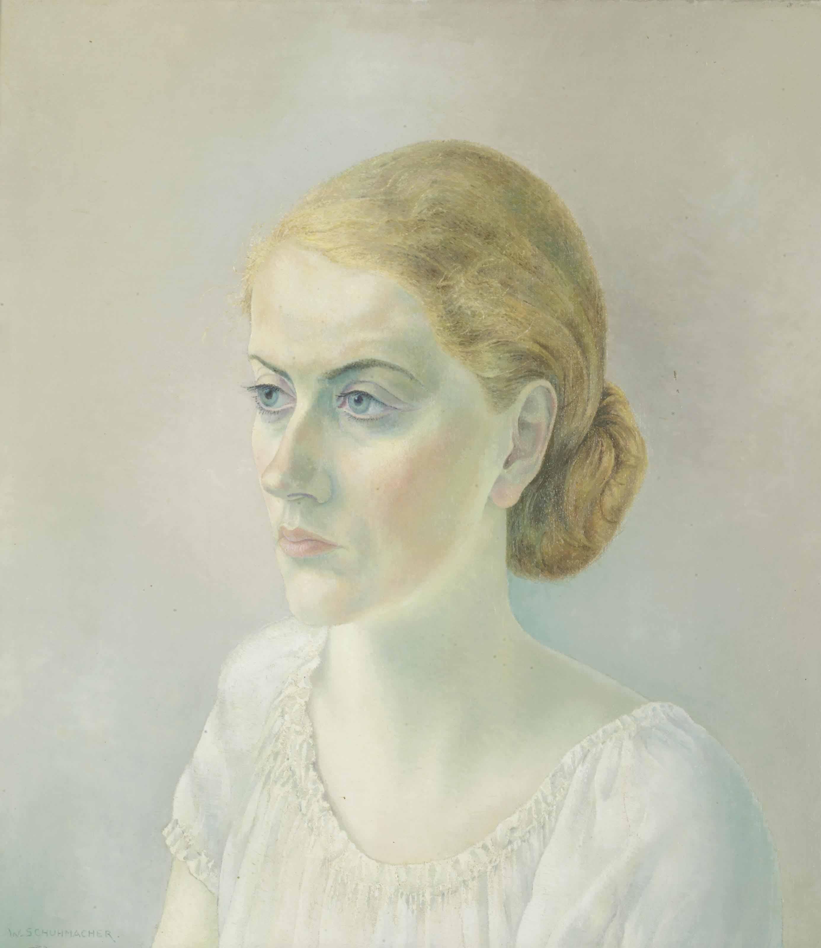 A portrait of Lydia Labuschagne