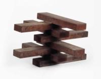 Acht gestapelde balken - Eight stacked beams