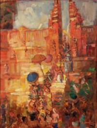 Tempel offerings