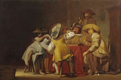 Attributed to Willem Cornelisz