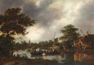 Nicolaes Molenaer (Haarlem 162