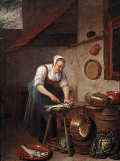 Hendrick Martensz. Sorgh (Rott