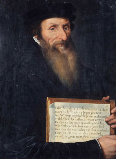 Attributed to Frans Pourbus I