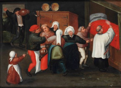 Marten van Cleve (Antwerp 1527