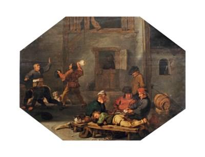 Cornelis Saftleven (Gorinchem