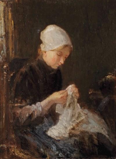 Jozef Israels (Groningen 1824-