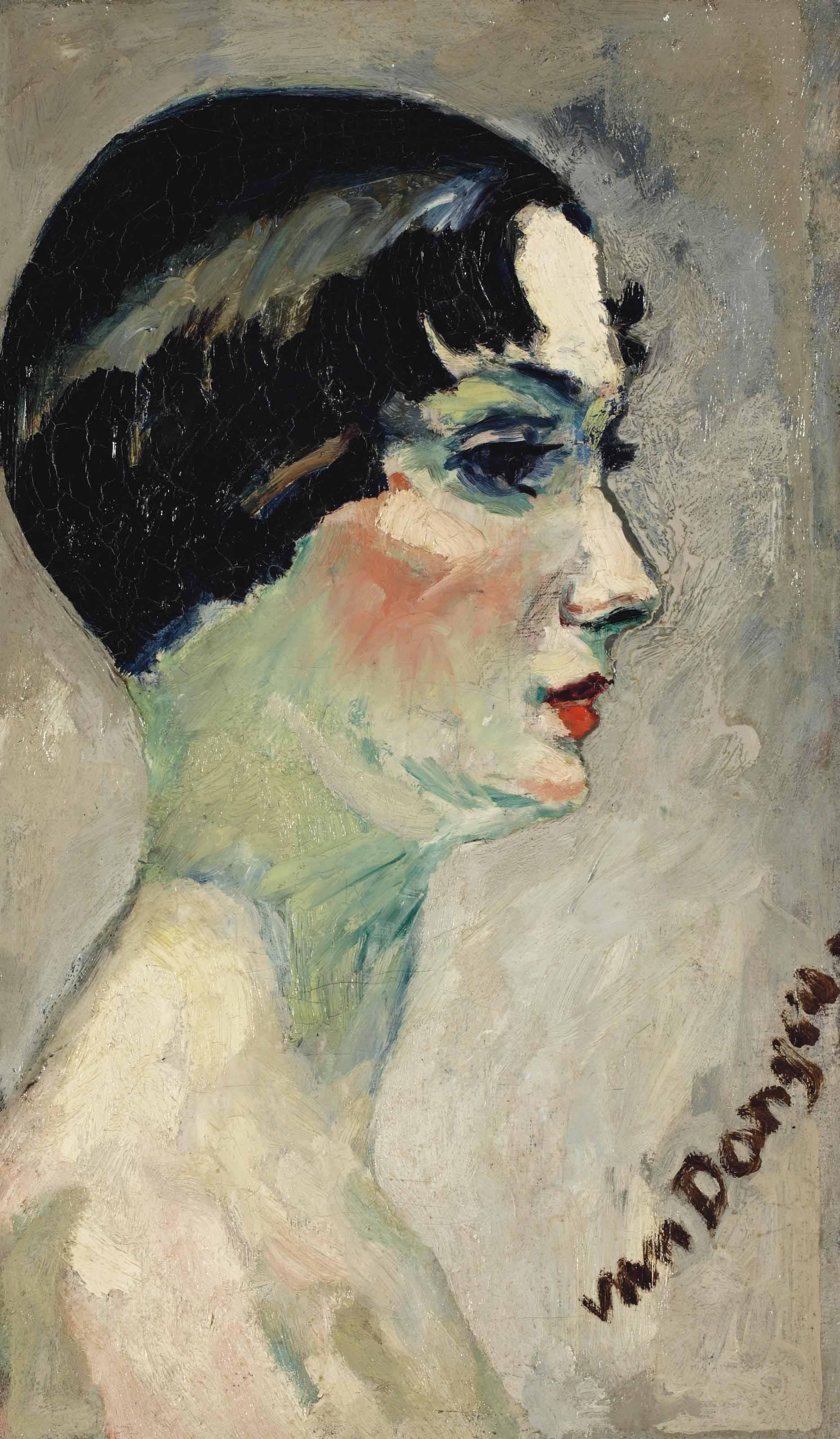 Kees van Dongen (1877-1968) , Luisa | Christies