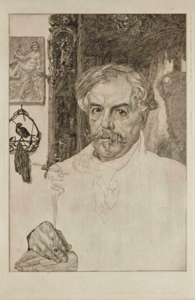 Félix Bracquemond (1833-1914)